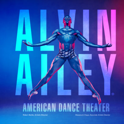 Alvin Ailey® American Dance Theater. Dancer: Michael Jackson Jr. Photo: Andrew Eccles