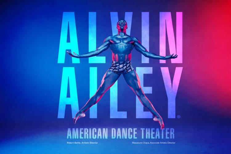 Alvin Ailey® American Dance Theater. Dancer: Michael Jackson Jr. Photo: Andrew Eccles
