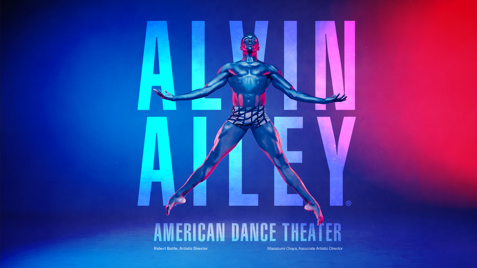 Alvin Ailey American Dance Theater. Dancer: Michael Jackson Jr. Photo: Andrew Eccles