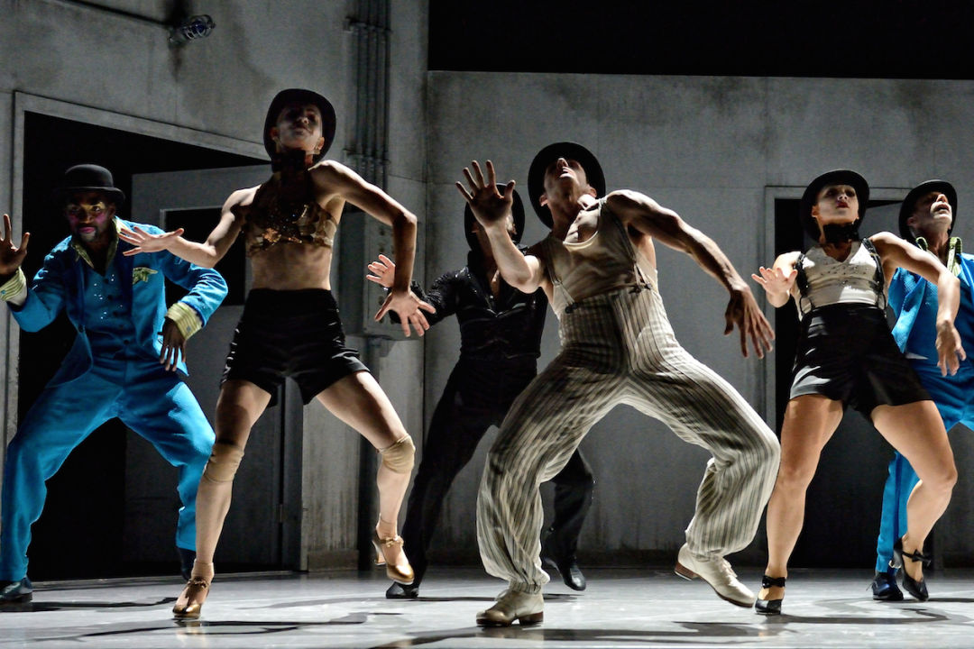 Betroffenheit by Kidd Pivot & Electric Company Theatre. Photo: Michael Slobodian