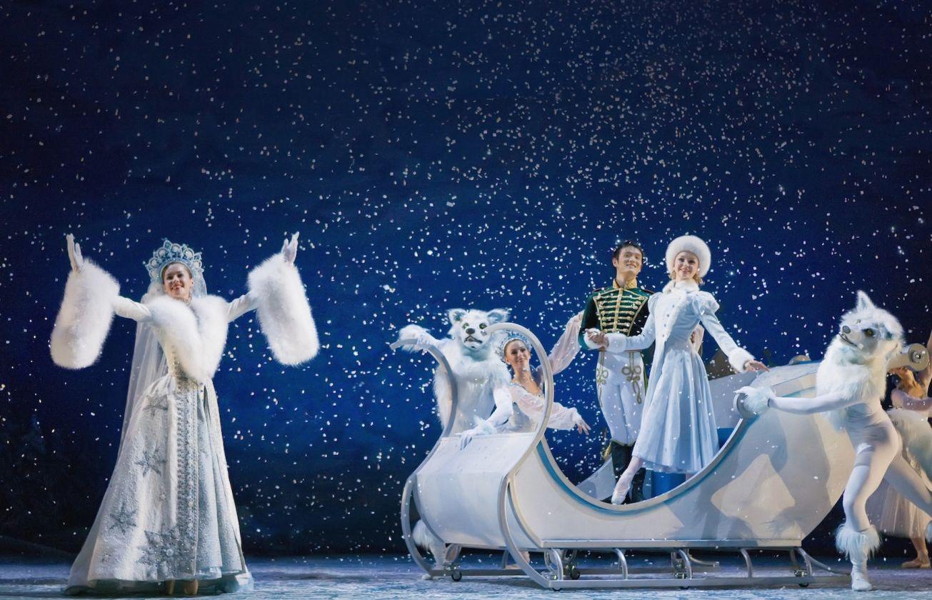 Company Artists in Alberta Ballet's The Nutcracker