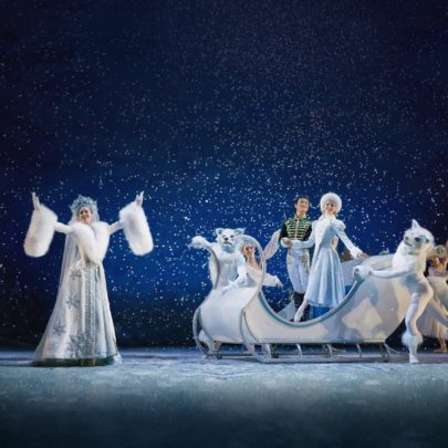 Nutcracker by Alberta Ballet. Photo: Gerard Yunker