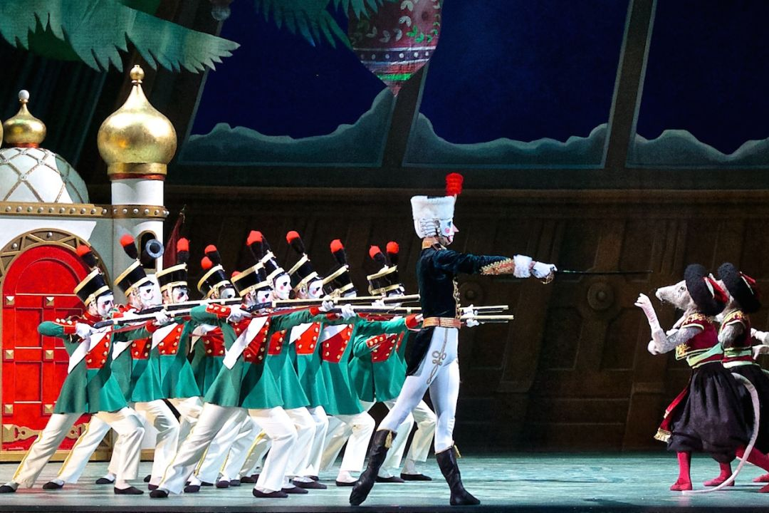 The Nutcracker by Alberta Ballet. Photo: Paul McGrath