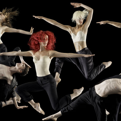 Kosmos by Les Ballets Jazz de Montréal (BJM). Photo: Leda & St. Jacques