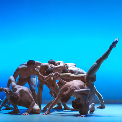 Serpent by BalletBoyz. Photo: Panayiotis Sinnos