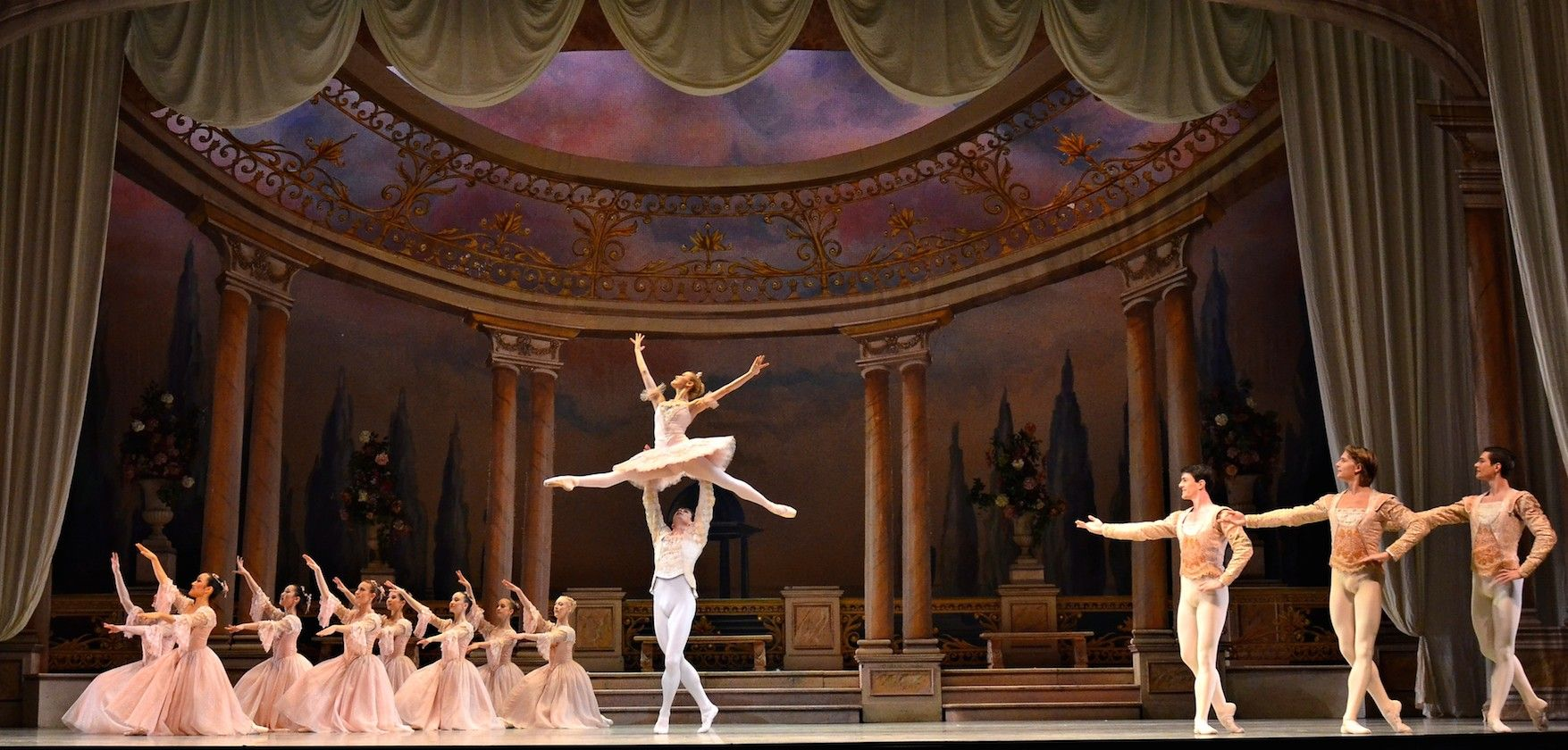 Nutcracker by Royal Winnipeg Ballet. Photo: Vince Pahkala
