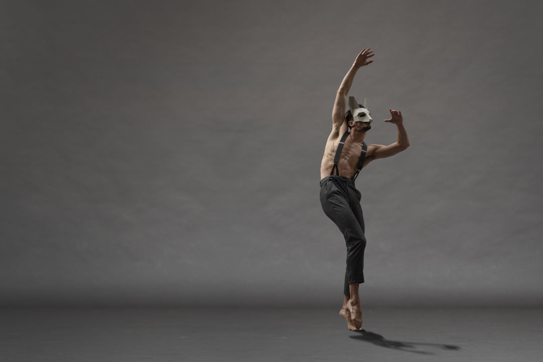 Life by BalletBoyz. Photo: Hugo Glendinning