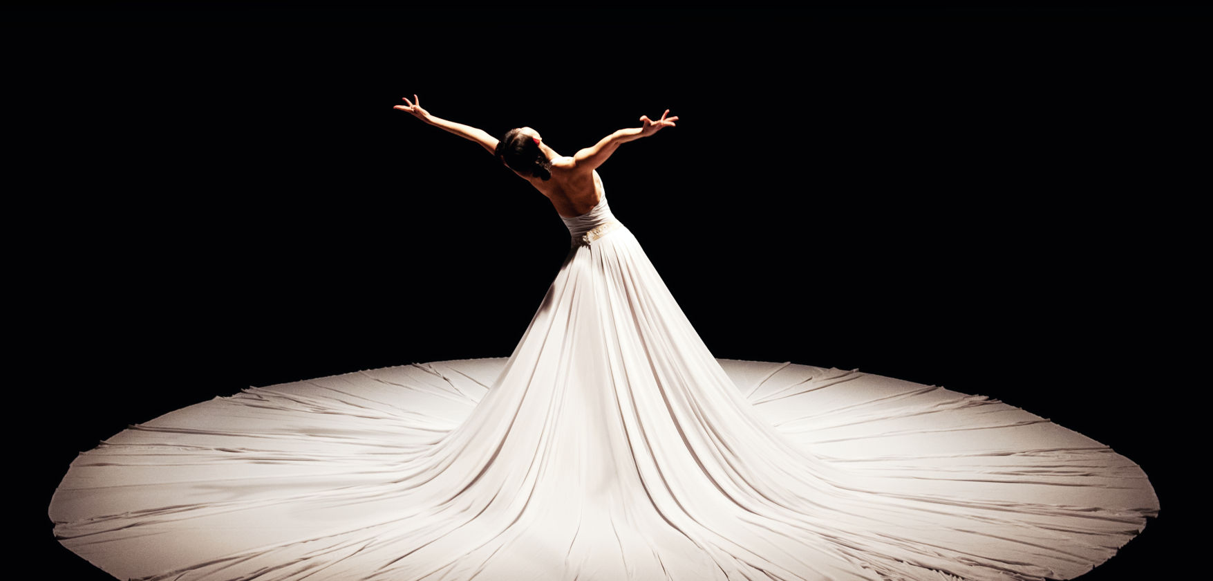The Calling by Jessica Lang Dance. Photo: Takao Komaru