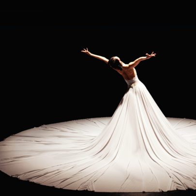 The Calling by Jessica Lang Dance (JLD). Photo: Takao Komaru