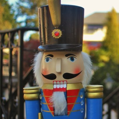 Mr Nutcracker