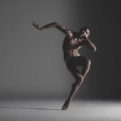 Alonzo King LINES Ballet. Dancer: Shuaib Elhassan. Photo: RJ Muna