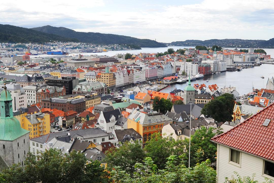 Bergen, Norway. 2017 Tours