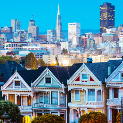 San Francisco. 2017 Tours