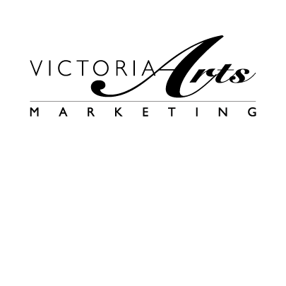Victoria Arts Marketing logo