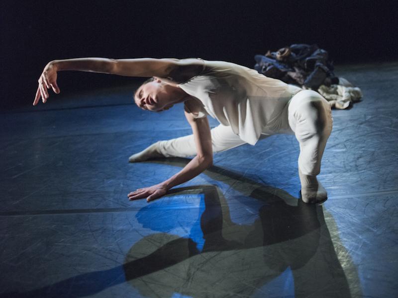 Altar'd. Dancer: Alexis Fletcher. Photo: Chris Randle