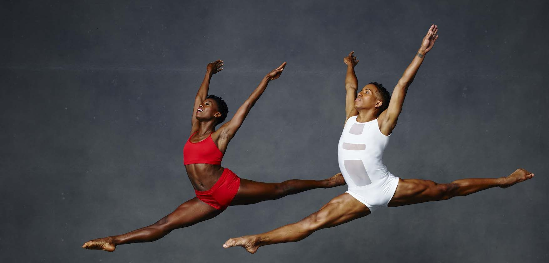Alvin Ailey American Dance Theater. Photo: Andrew Eccles.