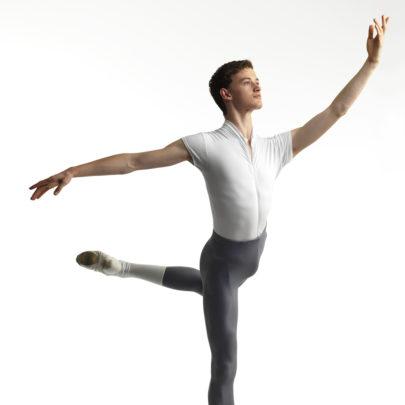 Adrian de Leeuw, winner 2017 Chrystal Dance Prize emerging