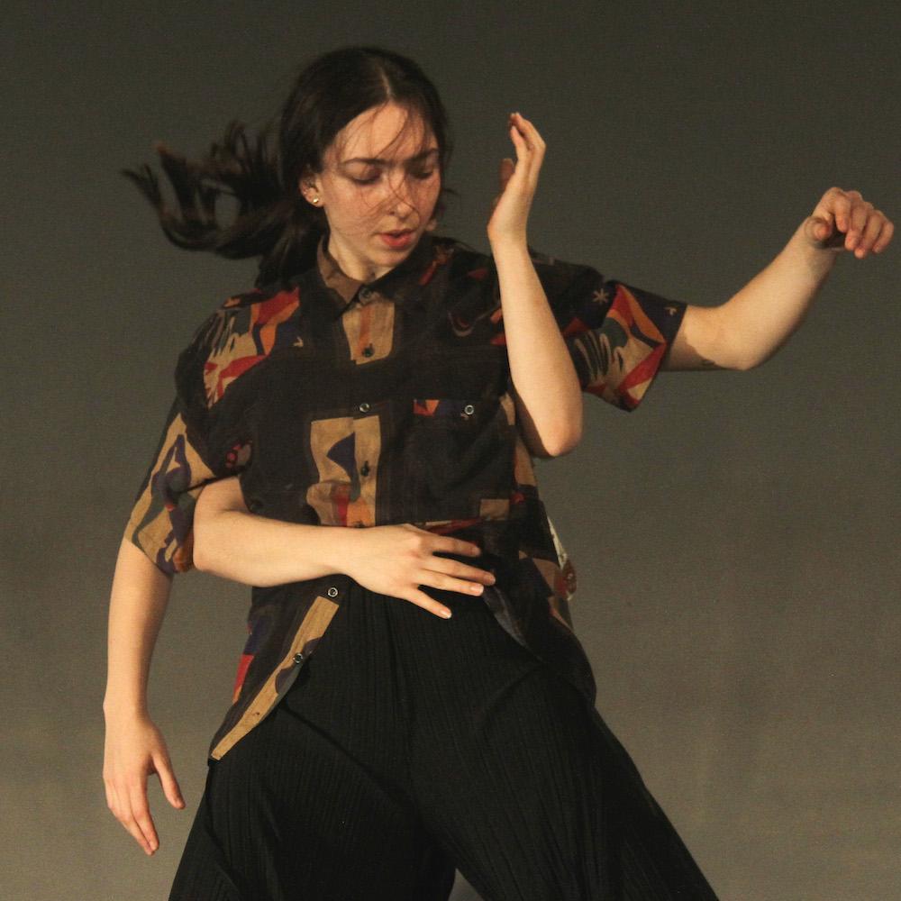 Matilda Cobanli, winner 2017 Chrystal Dance Prize emerging