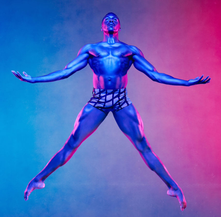 Alvin Ailey American Dance Theater. Photo: Andrew Eccles