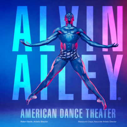 Alvin Ailey® American Dance Theater's Michael Jackson, Jr. Photo: Andrew Eccles