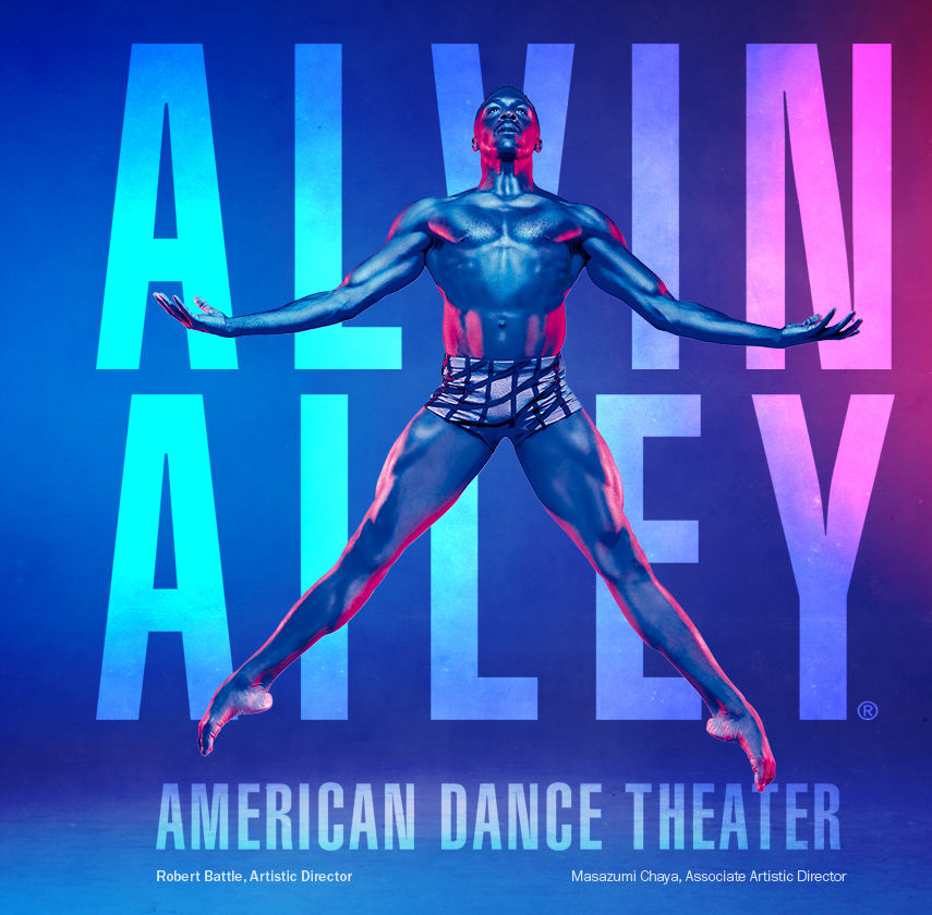 Alvin Ailey® American Dance Theater's Michael Jackson, Jr. Photo: Andrew Eccles