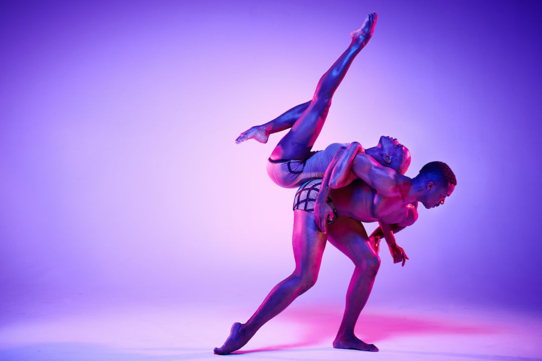 Alvin Ailey® American Dance Theater. Photo: Andrew Eccles