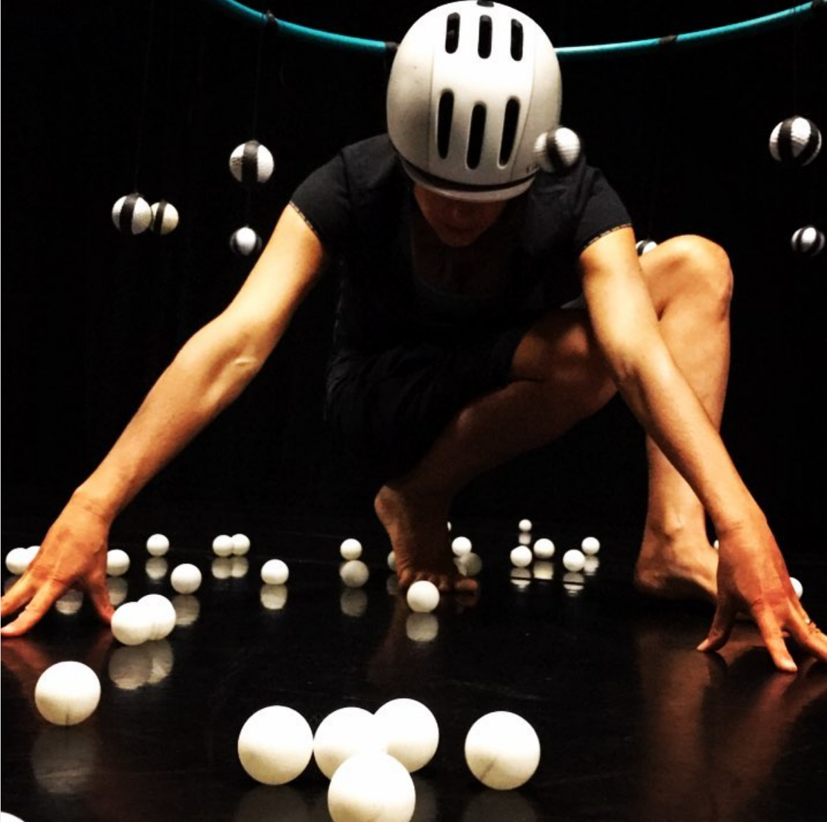 Concussion by Stacey Horton. Photo: Maureen Bradley