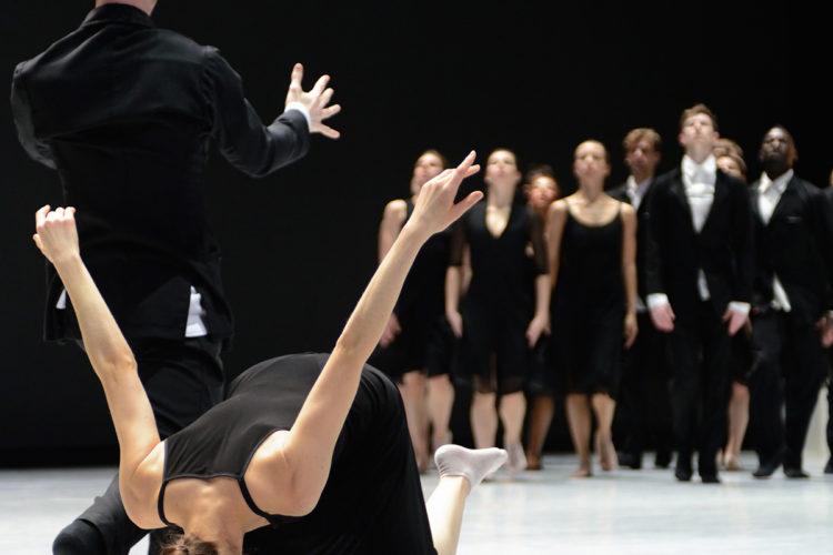 Petite Cérémonie by Ballet BC. Photo: Michael Slobodian