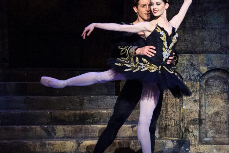 White Swan, Black Swan by Ballet West. Photo: Luke Isley