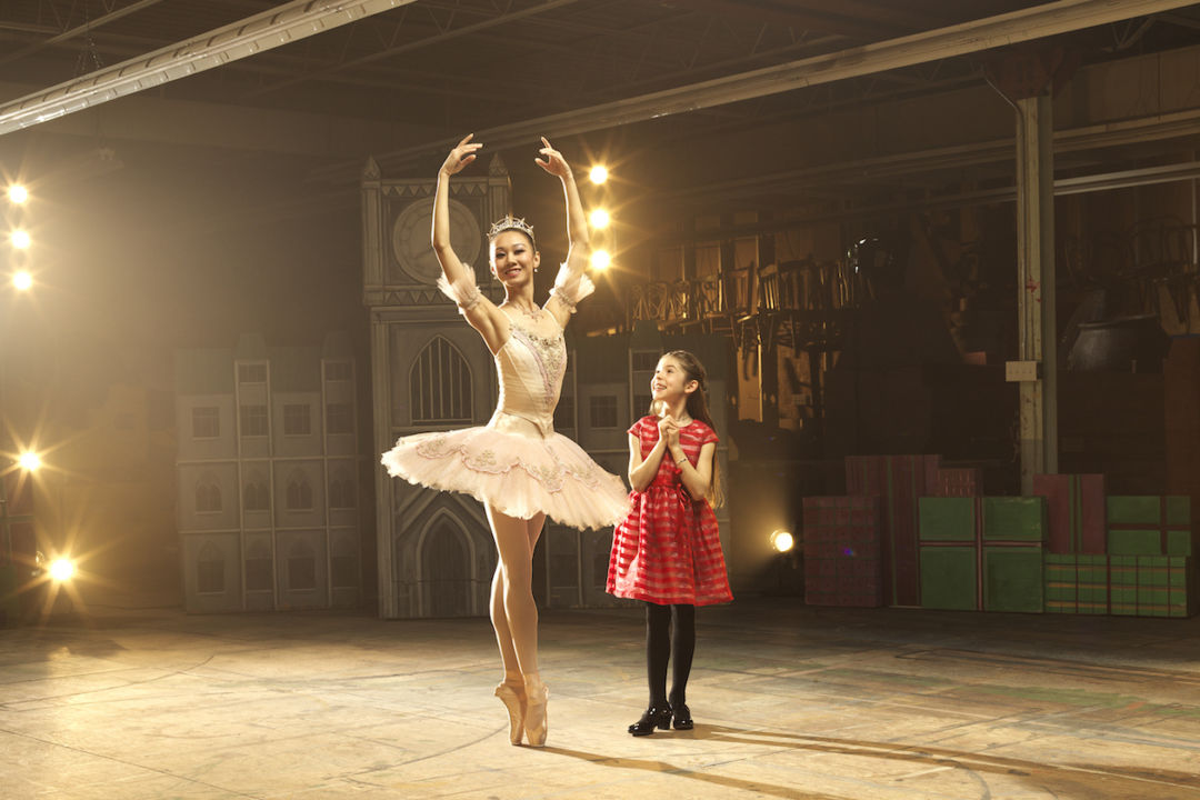 Nutcracker by Royal Winnipeg Ballet. Photo: David Cooper