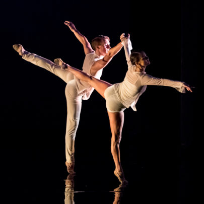 Where We Left Off by Aspen Santa Fe Ballet. Photo: Sharen Bradford