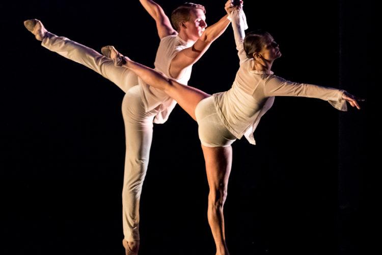 Where We Left Off by Aspen Santa Fe Ballet. Photo: Sharen Bradford