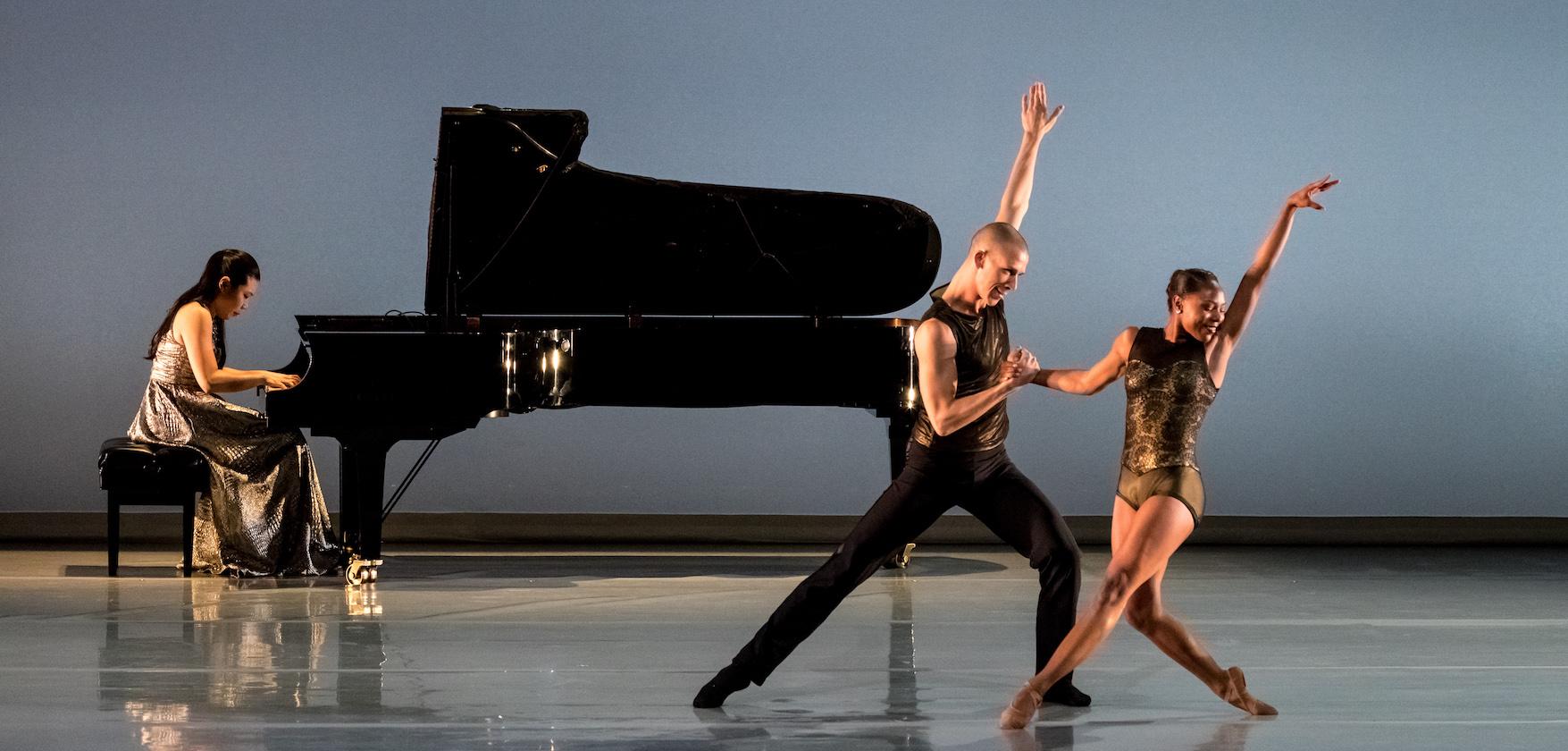Half/Cut/Split by Aspen Santa Fe Ballet. Photo: Sharen Bradford