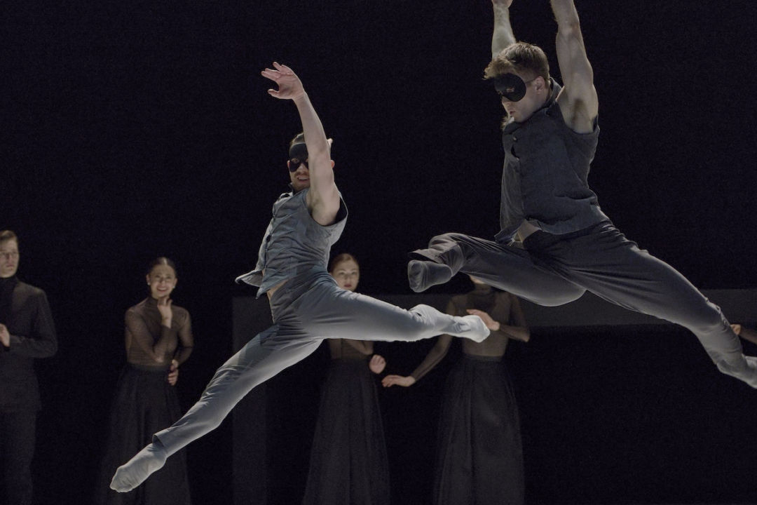 Ballet BC. Patrick Kilbane, Scott Fowler and the Artists of Ballet BC in 'Romeo + Juliet'_20022018_191 photo_Michael Slobodian