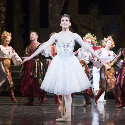 Nutcracker by Ukrainian Shumka Dancers. Photo: Marc J Chalifoux