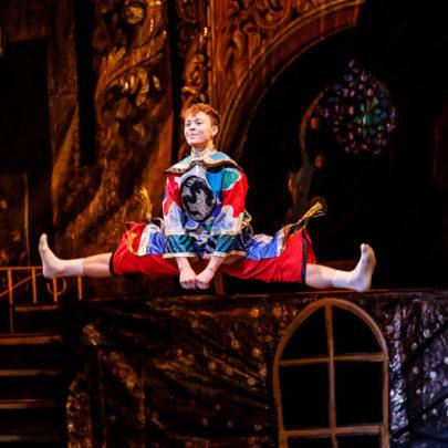Nutcracker by Ukrainian Shumka Dancers. Photo: Gregg Ingram