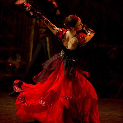 Nutcracker by Ukrainian Shumka Dancers. Photo: Marc J Chalifoux