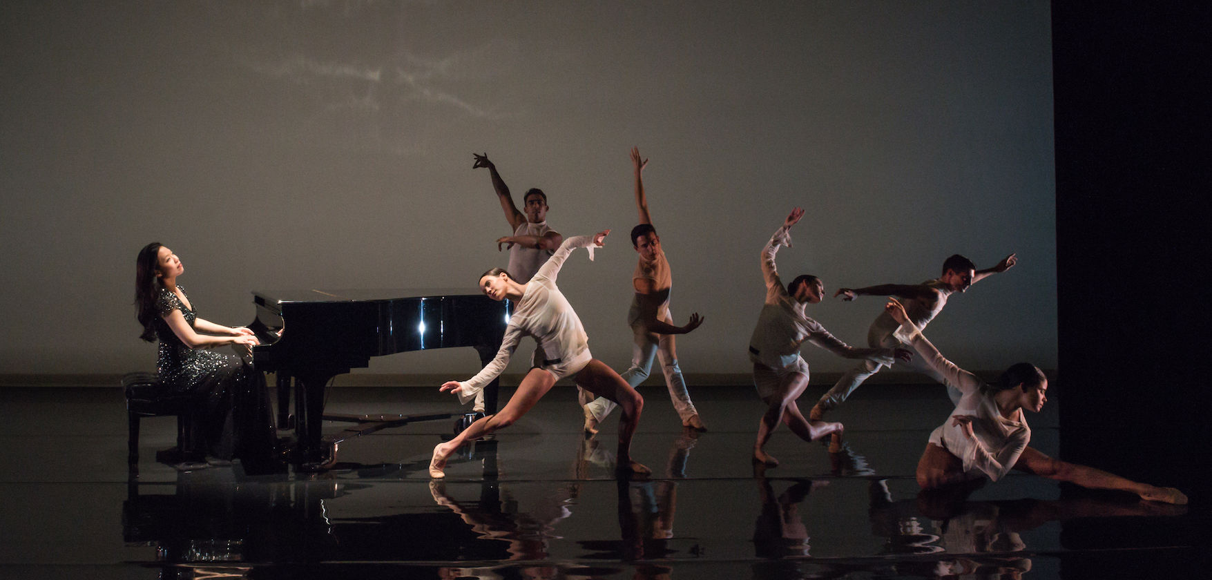 Where We Left Off by Aspen Santa Fe Ballet. Photo: Michele Cardamone