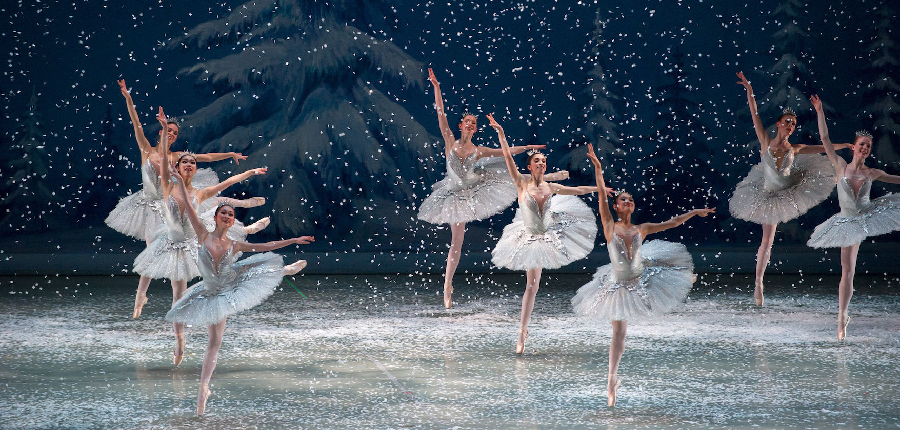 Nutcracker by Royal Winnipeg Ballet. Photo: David Cooper
