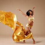 Gabrielle Sprauve of Ballet Hispanico. Photo: Rachel Neville.