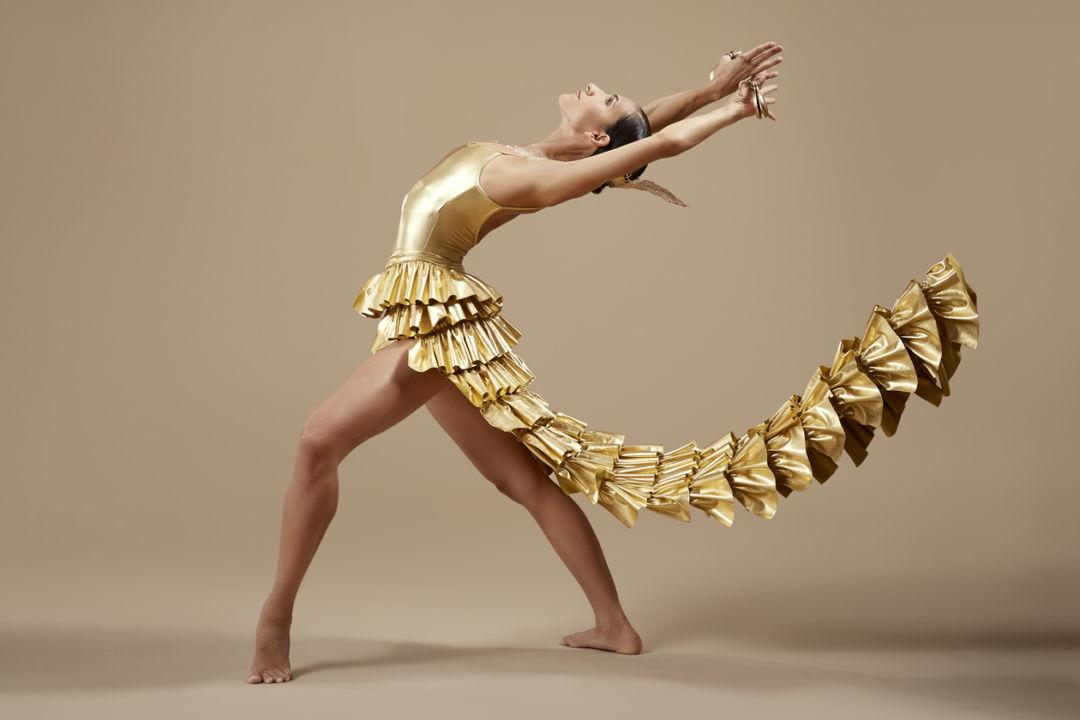 Melissa Verdecia of Ballet Hispanico. Photo: Rachel Neville.