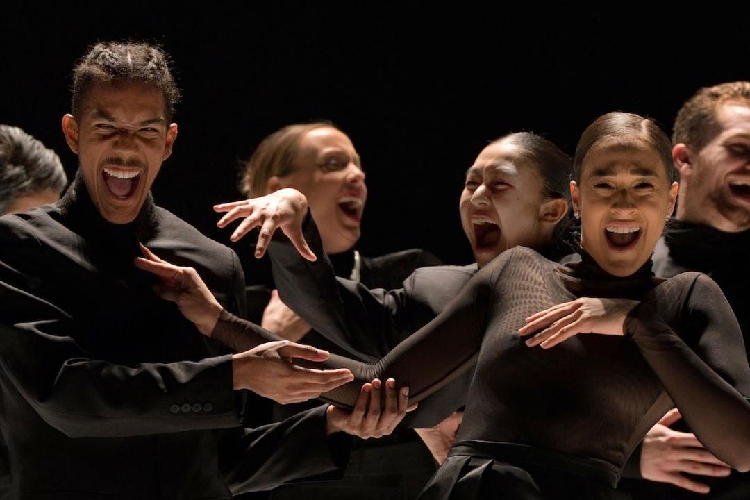 Romeo + Juliet by Ballet BC. Photo: Michael Slobodian