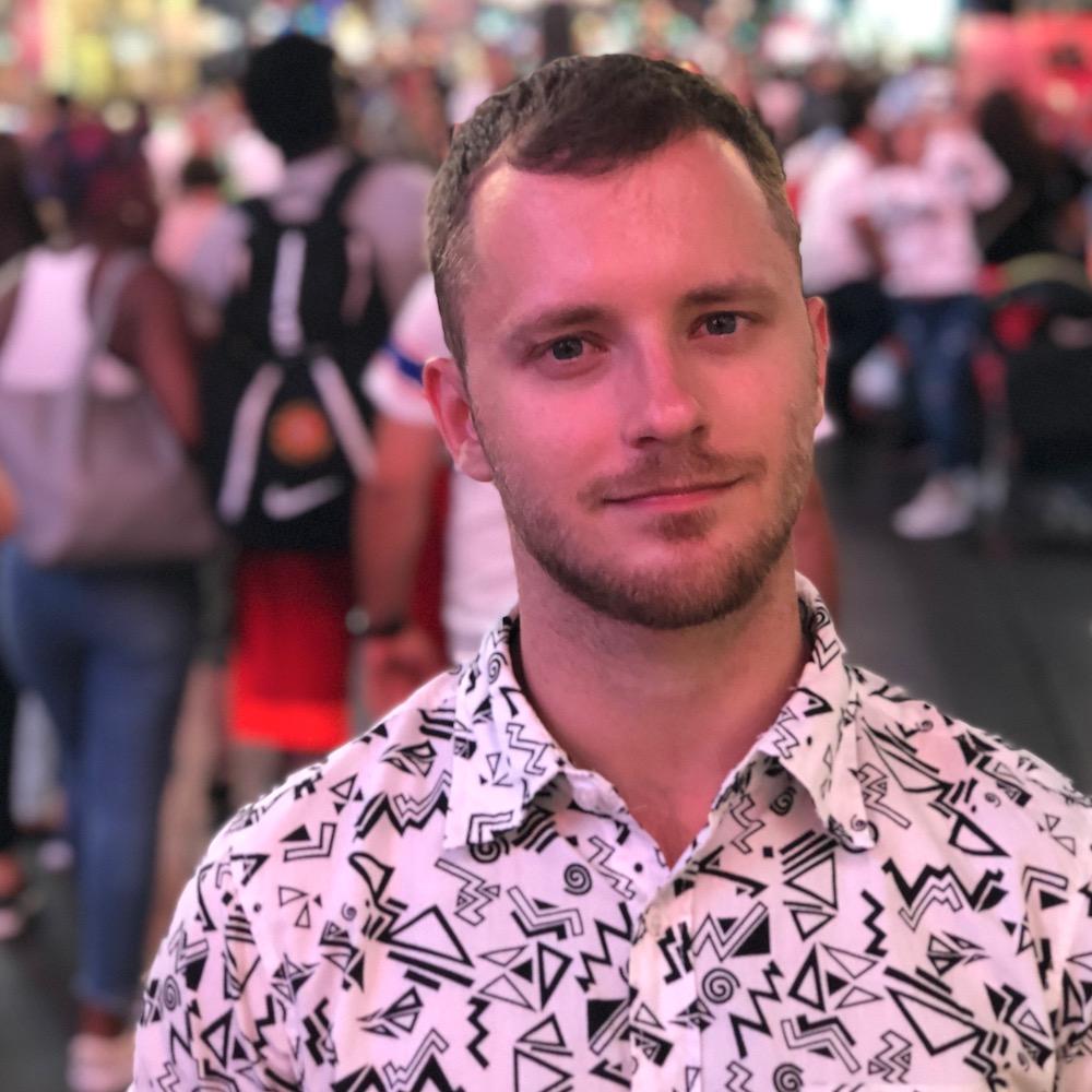 Andrew Barrett, residency
