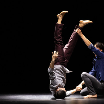 Balance & Imbalance by Bereishit Dance Company. Photo Nikith Nath
