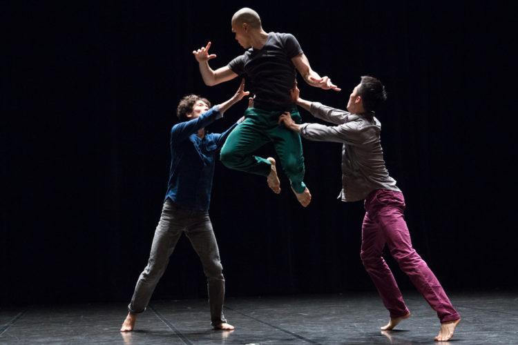 Balance and Imbalance by Bereishit Dance Company. Photo: Nikith Nath