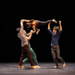 Balance & Imbalance by Bereishit Dance Company. Photo: Nikith Nath