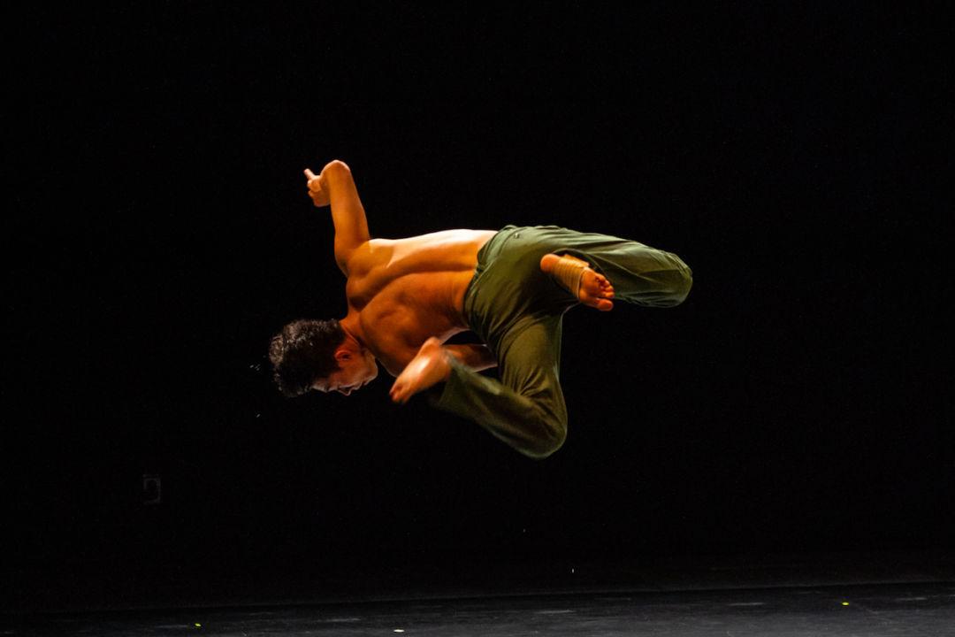 Balance Imbalance by Bereishit Dance Company. Photo: Nikith Nath