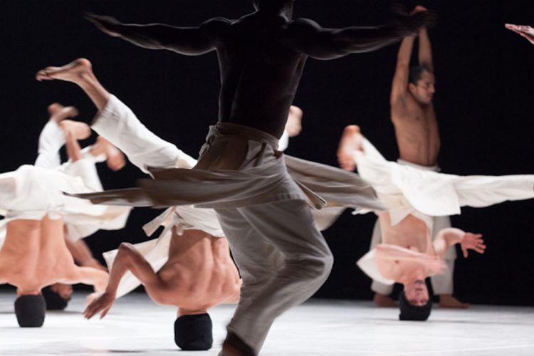 What the day owes to the night by Compagnie Hervé KOUBI. Photo: Karim Amar