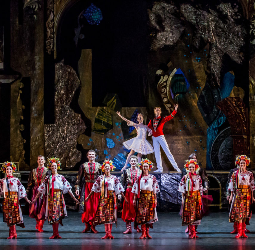 Nutcracker by Ukrainian Shumka Dancers. Photo: Ian Jackson, Epic Photography