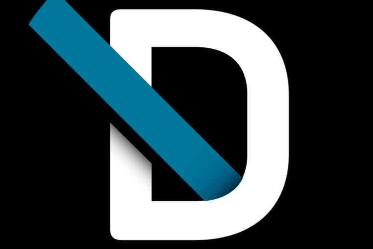 Dance Victoria logo roundel